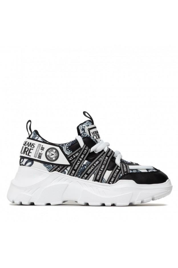 Versace Jeans Couture Sneakers Chunky 71YA3SC5 ZS053 L02 003+899 - Nuova Collezione Autunno Inverno 2021 - 2022