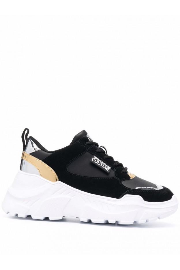Versace Jeans Couture Sneakers Chunky 71VA3SC2 ZP002 899 - Nuova Collezione Autunno Inverno 2021 - 2022