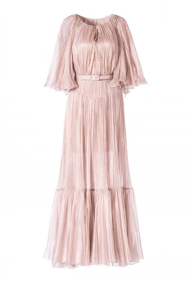 Maria Lucia Hohan Selah Dusty Pink Dress