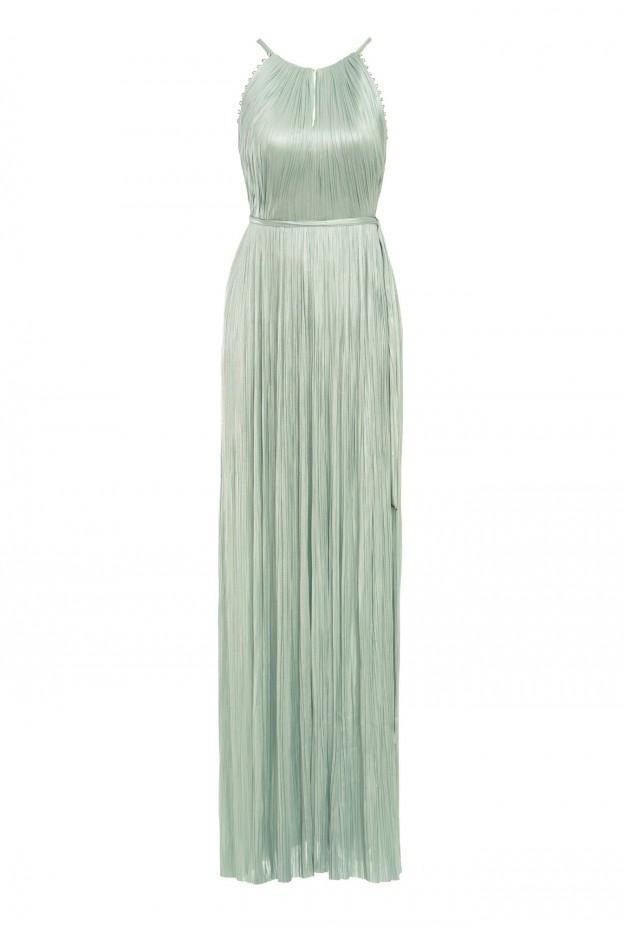 Maria Lucia Hohan Clarissa Mint Dress