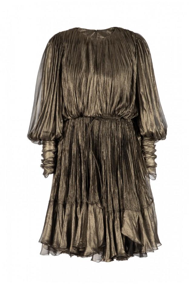 Maria Lucia Hohan Monica Carbon Dress