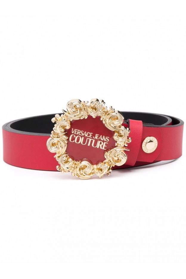Versace Jeans Couture Cintura Con Fibbia 71VA6F30 71627 523 BLOOD