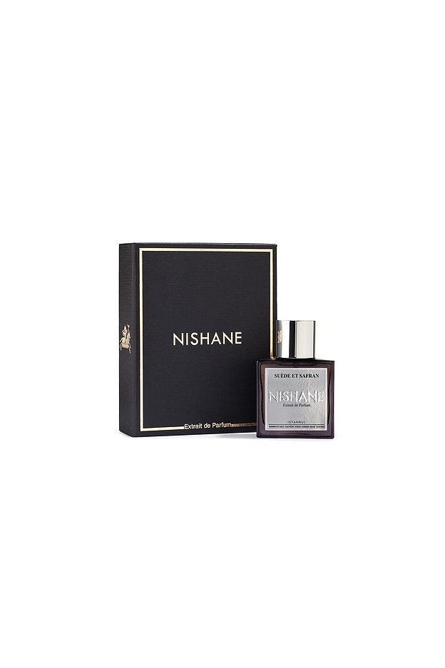 Nishane Suede Et Safran 50ml Perfume