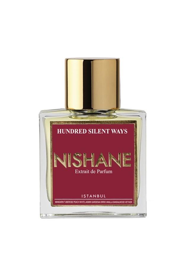 Nishane Hundred Silent Ways 50ml Extrai De Parfum