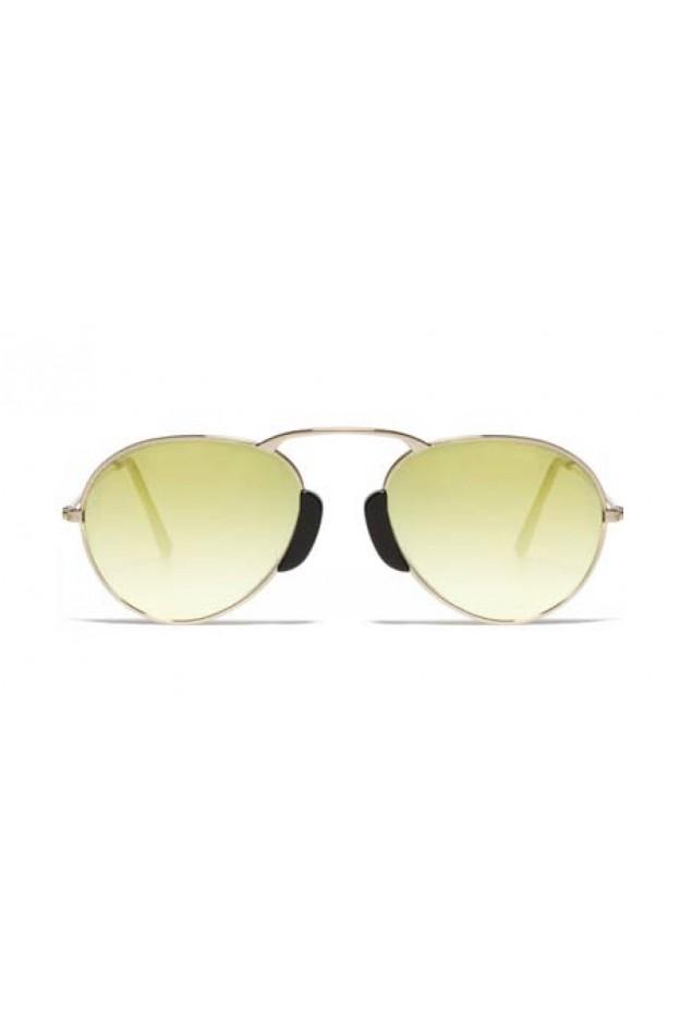 L.G.R. Agadir Sunblasses Gold 02 / Gold Mirror