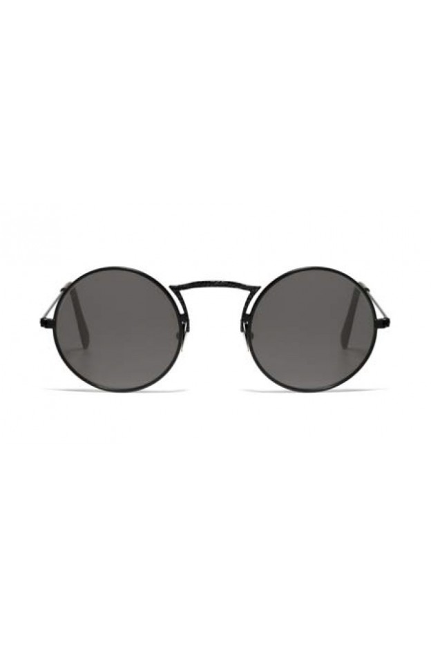 L.G.R. Agadir Sunblasses Black Matt 22 / Flat Grey New Collection 2018